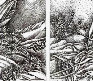 Textural Ink